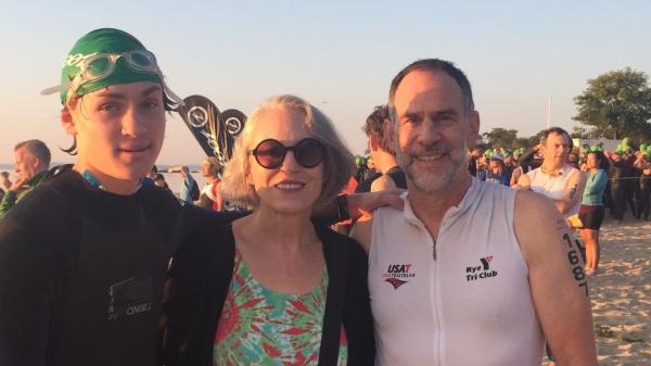 tri 2017 trio pre race